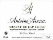 Antoine Arena Muscat du Cap Corse, Corsica, France