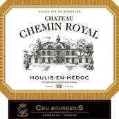 皇家之路酒庄干红葡萄酒(Chateau Chemin Royal,Moulis,France)