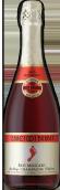 贝尔富特红莫斯卡托起泡酒(Barefoot Cellars Bubbly Red Moscato,California,USA)