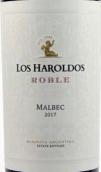 哈洛尔多斯马尔贝克干红葡萄酒(Los Haroldos Estate Malbec, Mendoza, Argentina)