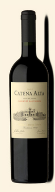 卡氏家族阿尔塔系列赤霞珠干红葡萄酒(Bodega Catena Zapata Catena Alta Cabernet Sauvignon,Mendoza,...)