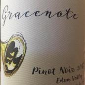 装饰音埃德娜谷黑皮诺红葡萄酒(Gracenote Pinot Noir, Edna Valley, USA)