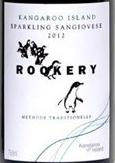 鲁克利桑娇维塞起泡酒(Rookery Sangiovese Sparkling, Kangaroo Island, Australia)