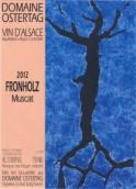 安德烈酒庄弗朗海斯麝香干白葡萄酒(Domaine Ostertag Muscat Fronholz,Alsace,France)