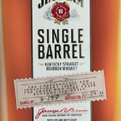 占边单桶肯塔基纯波本威士忌(Jim Beam Single Barrel Kentucky Straight Bourbon Whiskey,...)