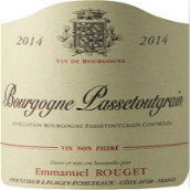 伊曼纽尔·鲁热勃艮第帕斯图格兰斯干红葡萄酒(Domaine Emmanuel Rouget Bourgogne Passetoutgrains, Burgundy, France)