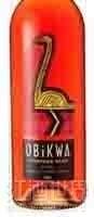 欧碧瓦皮诺塔吉桃红葡萄酒(Obikwa Pinotage Rose,South Africa)