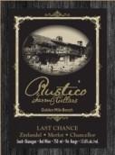 乡野最后的机会干红葡萄酒(Rustico Last Chance, Okanagan, Canada)