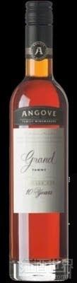 安戈瓦顶级系列10年茶色波特风格加强酒(Angoves Premium Grand Tawny 10 Year Old Port,Riverland,...)
