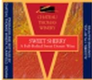 托马斯甜型雪利风格加强酒(Chateau Thomas Winery Sweet Sherry,Lodi,USA)