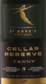 圣安妮酒窖珍藏茶色波特风格加强酒(St Anne's Cellar Reserve Tawny, Perricoota, Australia)