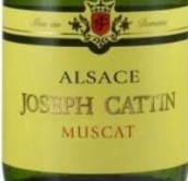 约瑟夫卡丁麝香干白葡萄酒(Joseph Cattin Muscat, Alsace, France)
