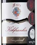 弗里茨酒庄卡法兰克斯干红葡萄酒(Fritz Winery Kekfrankos,Szekszard,Hungary)