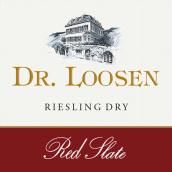 露森酒庄赤板石雷司令干白葡萄酒(Dr. Loosen Red Slate Riesling Trocken, Mosel, Germany)