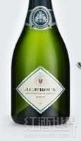 勒鲁经典干白葡萄酒(J.C.Le Roux Methode Cap Classique Brut,South Africa)