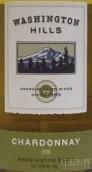 Washington Hills Chardonnay,Columbia Valley,USA