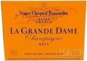 凯歌贵妇极干型香槟(Veuve Clicquot Ponsardin La Grande Dame Brut, Champagne, France)