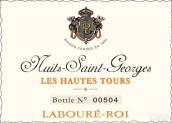 Laboure-Roi Nuits-Saint-Georges Les Hautes Tours, Cote de Nuits, France
