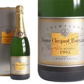 凯歌银牌珍藏香槟(Champagne Veuve Clicquot Rich Reserve, Champagne, France)