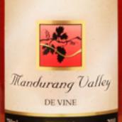 曼度嵘谷葡萄藤桃红葡萄酒(Mandurang Valley De Vine Rose,Bendigo,Australia)