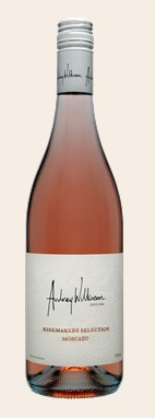 奥德雷威尔金生酿酒师系列麝香桃红葡萄酒(Audrey Wilkinson Winemakers Selection Moscato,Hunter Valley,...)