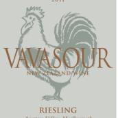 娃娃苏雷司令干白葡萄酒(Vavasour Riesling,Awatere Valley,New Zealand)