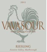 娃娃苏雷司令干白葡萄酒(Vavasour Riesling, Awatere Valley, New Zealand)
