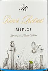 特伦庄园穆雷河系列梅洛干红葡萄酒(Trentham Estate River Retreat Merlot,Murray Darling,...)