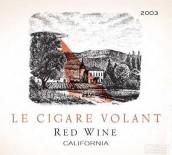 邦尼顿雪茄盘干红葡萄酒(加利福利亚)(Bonny Doon Vineyard Le Cigare Volant, California, USA)