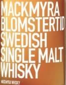 麦克米拉花季瑞典单一麦芽威士忌(Mackmyra Blomstertid Swedish Single Malt Whisky,Sweden)