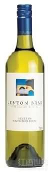 伦顿坡赛美容长相思干白葡萄酒(Lenton Brae Semillon-Sauvignon Blanc,Margaret River,...)