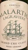 马拉狄酒庄干白葡萄酒(Chateau Malartic-Lagraviere Blanc, Pessac-Leognan, France)
