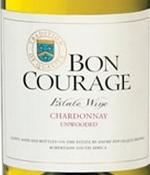 本勇气无橡木霞多丽干白葡萄酒(Bon Courage Unwooded Chardonnay,Robertson,South Africa)