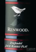 红杉酒庄杰克兔仙粉黛干红葡萄酒(Renwood Jack Rabbit Flat Zinfandel, Amador County, USA)