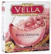 彼得韦拉歌海娜桃红葡萄酒(Peter Vella Vineyards White Grenache, California, USA)