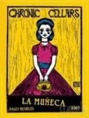 骷髅拉姆娜扎混酿干白葡萄酒(Chronic Cellars La Muneca,Paso Robles,USA)