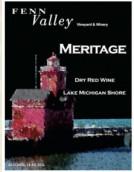 芬恩谷梅里蒂奇干红葡萄酒(Fenn Valley Vineyards Meritage, Lake Michigan Shore, USA)