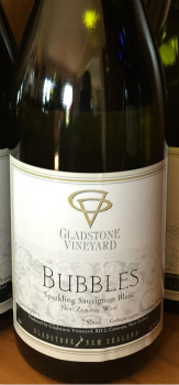 格拉斯顿起泡酒(Gladstone Vineyard Bubbles,Wairarapa,New Zealand)