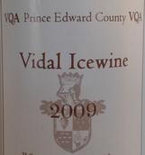 黑王子威代尔冰白葡萄酒(Black Prince Winery Vidal Icewine, Prince Edward County, Canada)