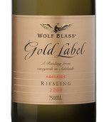 禾富金牌雷司令干白葡萄酒(Wolf Blass Gold Label Riesling, Adelaide Hills, Australia)