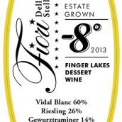 拉尔加星之花零下8度加强酒(Casa Larga Fiori Delle Stelle Negative 8 Ice Wine,Finger ...)