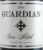 守望者炮铜干红葡萄酒(Guardian Cellars Gun Metal,Columbia Valley,USA)