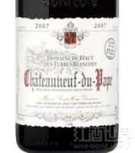 上特瑞斯布兰奇教皇新堡干红葡萄酒(Domaine du Haut des Terres Blanches Chateauneuf-du-Pape,...)