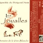 沃尔布兰奇酒庄汝勒干红葡萄酒(Domaine Voie Blanche Les Joualles,South West France,France)