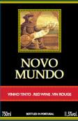 新大陆酒庄红葡萄酒(Novo Mundo Red Wine, Dao, Portugal)