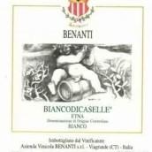 Benanti Bianco di Caselle Etna,Sicily,Italy