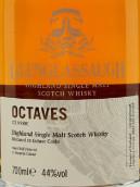 格兰格拉索八分之一桶经典苏格兰单一麦芽威士忌(Glenglassaugh Octaves Classic Single Malt Scotch Whisky,...)