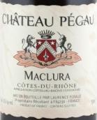 佩高酒庄干红葡萄酒(Chateau Pegau Maclura,Cotes du Rhone,France)