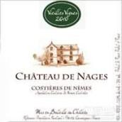 Michel Gassier Chateau de Nages Costieres de Nimes Vieilles ...