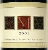 锦绣甜红葡萄酒(Fairview Sweet Red, Paarl, South Africa)